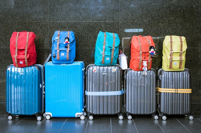 Ayúdeme con el equipaje